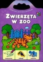 Zwierzęta w zoo. Dzieciaki poznają zwierzaki