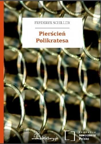 Okładka książki Pierścień Polikratesa