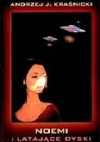 Okładka książki Noemi i latające dyski