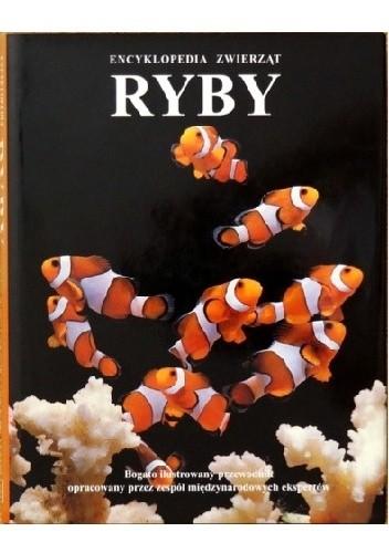 Okładka książki Encyklopedia zwierząt. Ryby