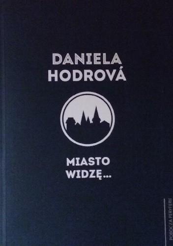 Okładka książki Miasto widzę...