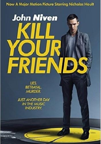 Okładka książki Kill your friends