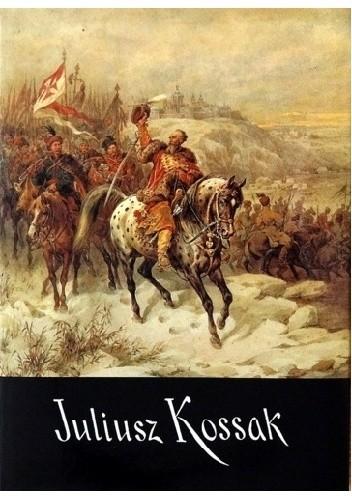Okładka książki Juliusz Kossak