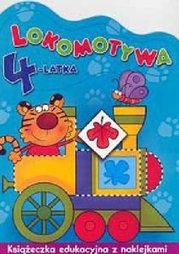 Okładka książki Lokomotywa 4-latka