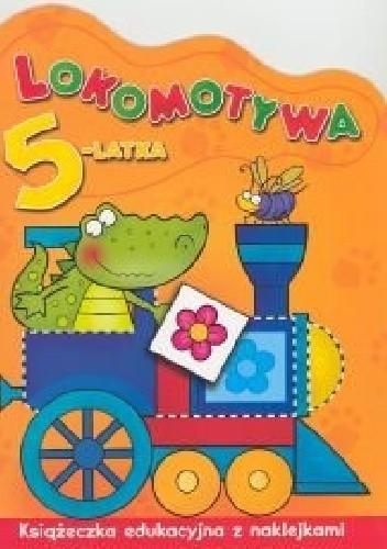 Okładka książki Lokomotywa 5-latka