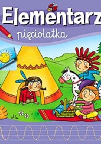 Okładka książki Elementarz pięciolatka