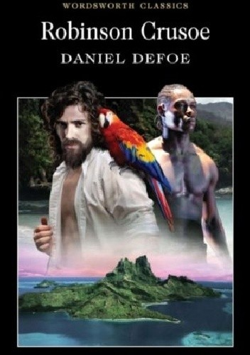 Okładka książki Robinson Crusoe