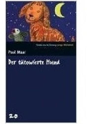 Okładka książki Der tätowierte Hund