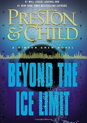 Okładka książki Beyond the Ice Limit