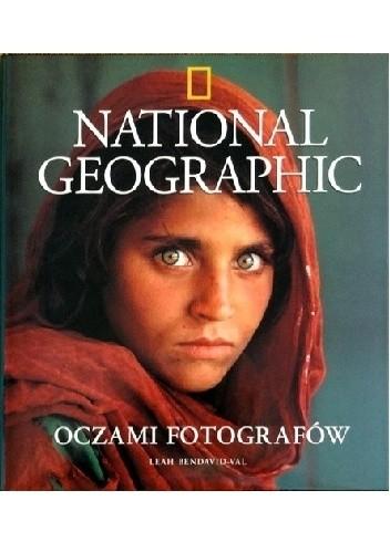 Okładka książki National Geographic oczami fotografów