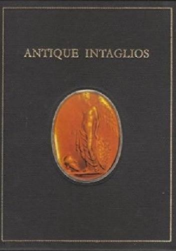 Okładka książki Antique Intaglios in the Hermitage Collection