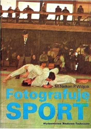 Okładka książki Fotografuję sport