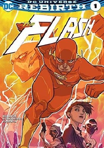 Okładka książki Flash: # 1