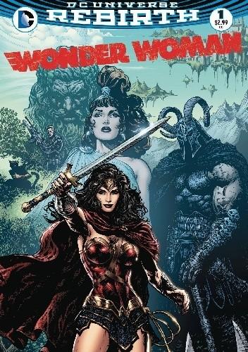 Okładka książki Wonder Woman: # 1