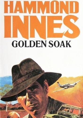Okładka książki Golden Soak