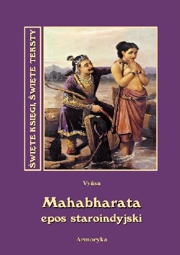Okładka książki Mahabharata. Epos staroindyjski