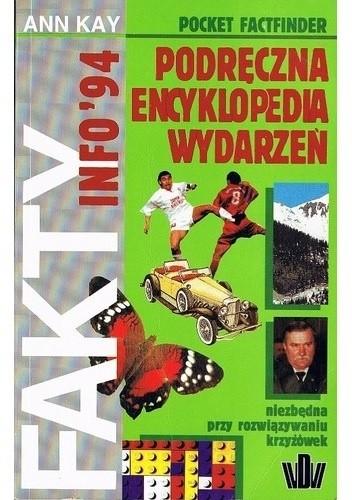 Okładka książki Podręczna encyklopedia wudarzeń