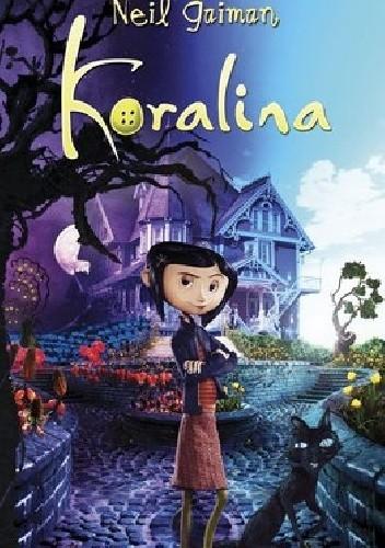 Okładka książki Koralina