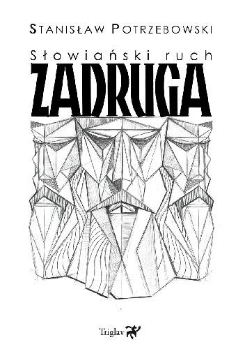 Okładka książki Słowiański ruch Zadruga