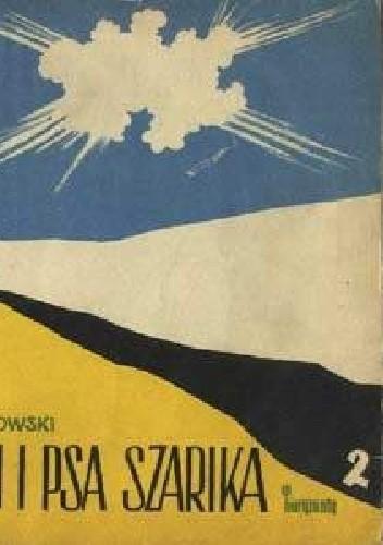 Okładka książki Przygody Pancernych i Psa Szarika TOM II