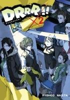 DRRR!! #2  (novel)
