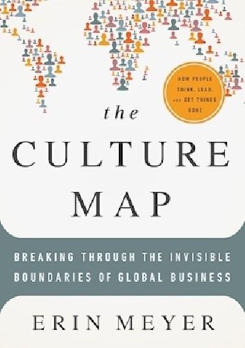 Okładka książki The Culture Map