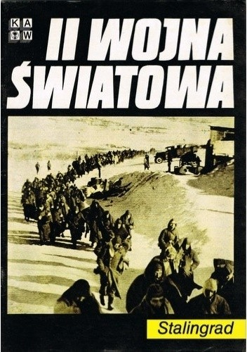 Okładka książki II Wojna Światowa. Stalingrad