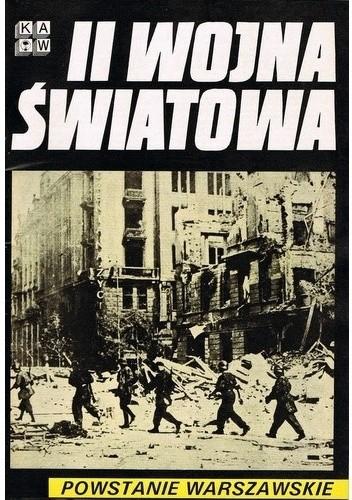 Okładka książki II Wojna Światowa. Powstanie Warszawskie