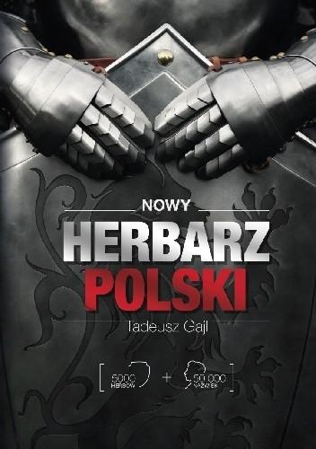 Okładka książki Nowy herbarz polski