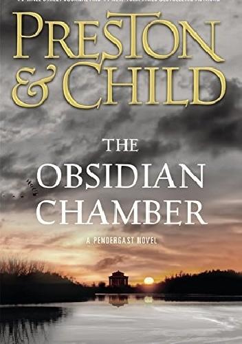Okładka książki The Obsidian Chamber