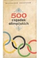 500 zagadek olimpijskich