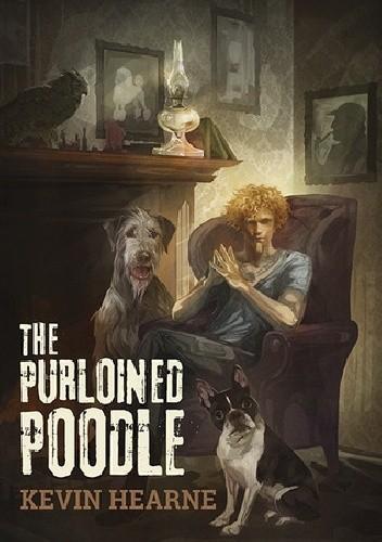 Okładka książki The Purloined Poodle