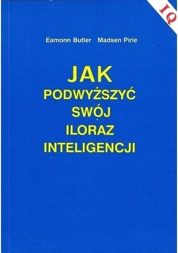 Okładka książki Jak podwyższyć swój iloraz inteligencji