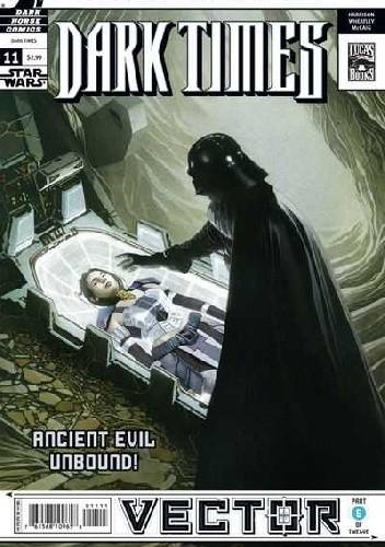 Okładka książki Star Wars: Dark Times - Vector #2