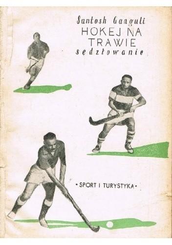 Okładka książki Hokej na trawie. Sędziowanie