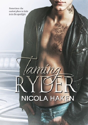 Okładka książki Taming Ryder