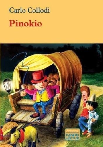 Okładka książki Pinokio