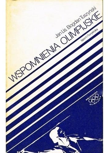 Okładka książki Wspomnienia olimpijskie