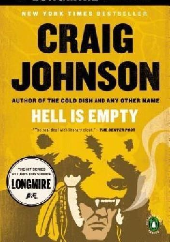 Okładka książki Hell Is Empty