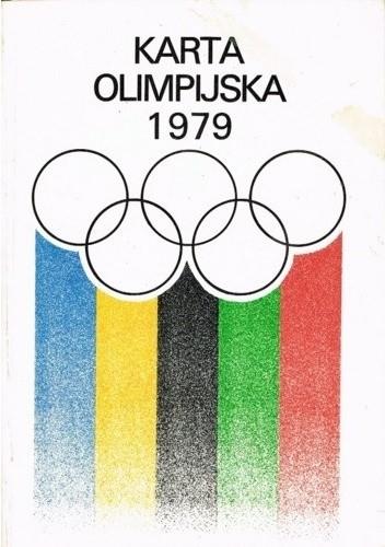 Okładka książki Karta olimpijska