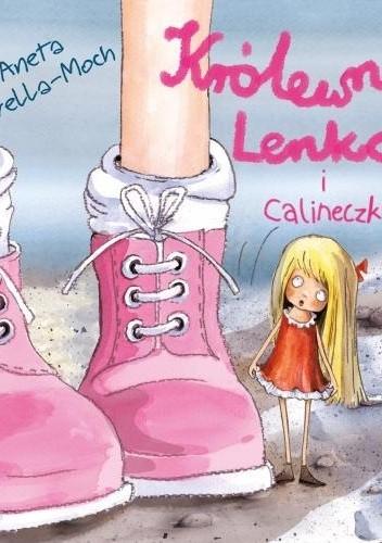 Okładka książki Królewna Lenka i Calineczka