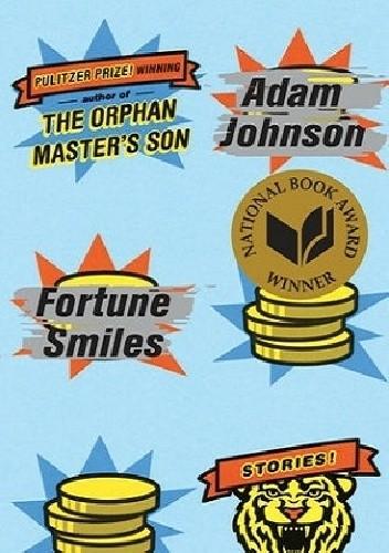 Okładka książki Fortune smiles