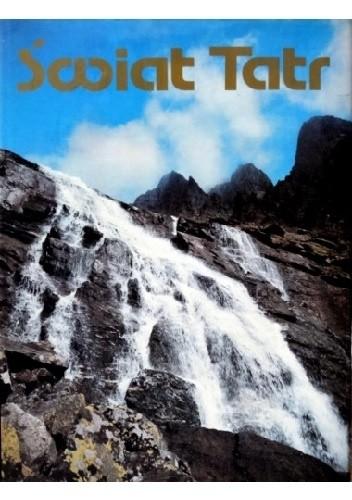 Okładka książki Świat Tatr