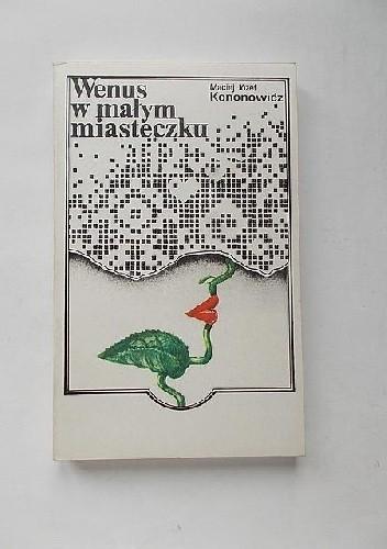 Okładka książki Wenus w małym miasteczku