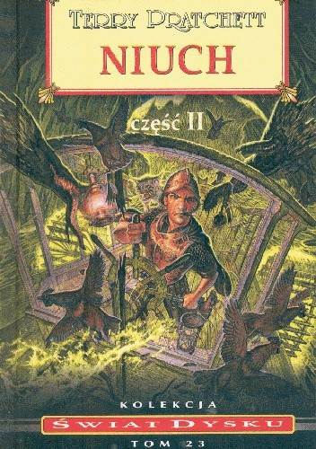 Okładka książki Niuch, część 2