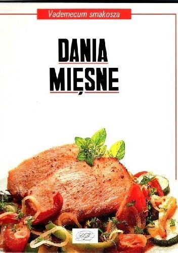 Okładka książki Dania mięsne