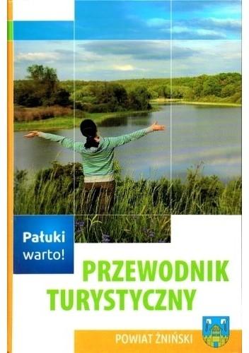 Okładka książki Przewodnik turystyczny. Powiat żniński