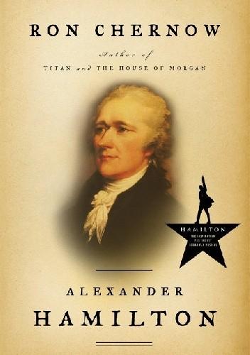 Okładka książki Alexander Hamilton