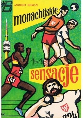 Okładka książki Monachijskie sensacje.