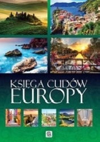 Okładka książki Księga cudów Europy
